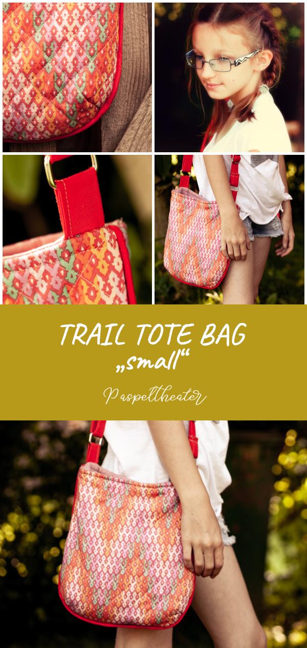 Trail Tote Bag von Noodlehead