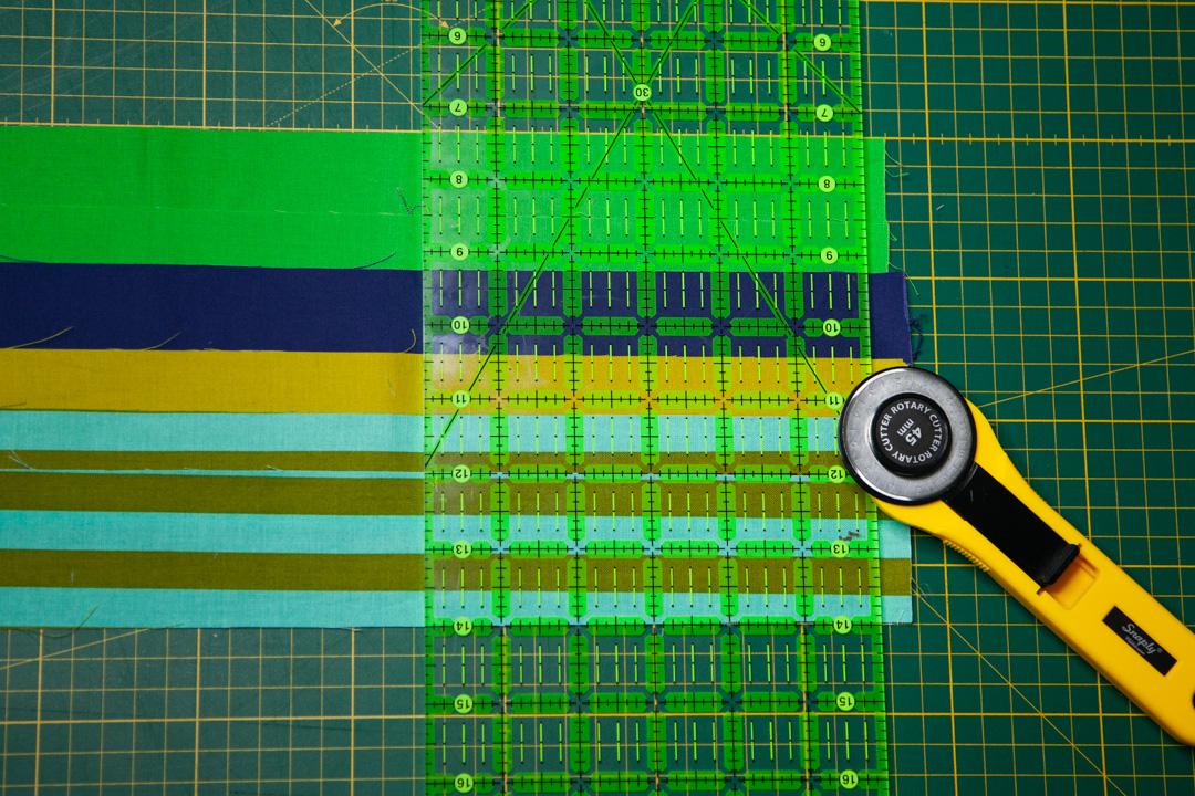 Chain Piecing Technik - Schritt-für-Schritt Video-Anleitung